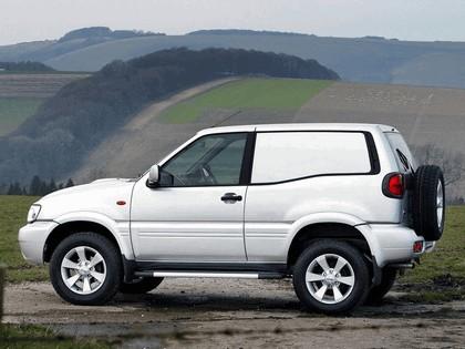 1999 Nissan Terrano II ( R20 ) Van - UK version 3