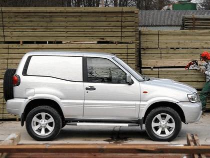 1999 Nissan Terrano II ( R20 ) Van - UK version 5