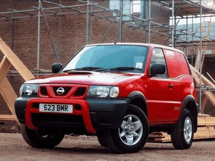 1999 Nissan Terrano II ( R20 ) Van - UK version 8