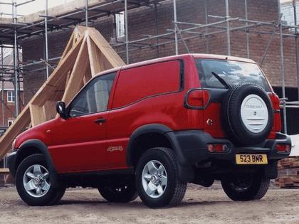 1999 Nissan Terrano II ( R20 ) Van - UK version 9