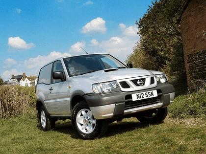 1999 Nissan Terrano II ( R20 ) Van - UK version 10