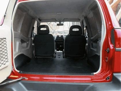 1999 Nissan Terrano II ( R20 ) Van - UK version 13
