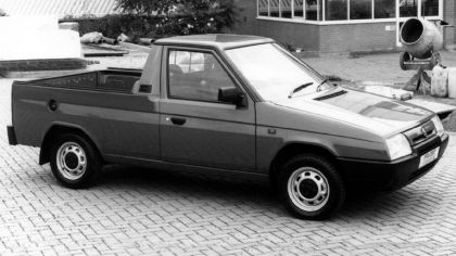 1991 Skoda Favorit Pick-Up Type-787 7