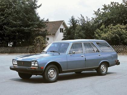 1975 Peugeot 504 Break - USA version 1