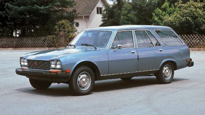 1975 Peugeot 504 Break - USA version 3