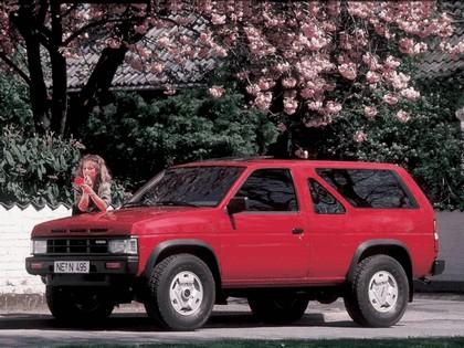 1989 Nissan Terrano ( WD21 ) 2-door - Europe version 1
