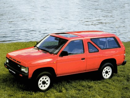 1989 Nissan Terrano ( WD21 ) 2-door - Europe version 2