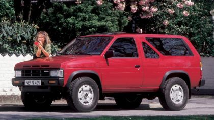 1989 Nissan Terrano ( WD21 ) 2-door - Europe version 5