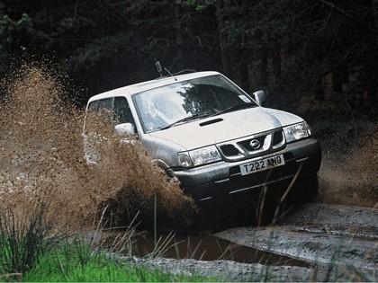 1999 Nissan Terrano II ( R20 ) 5-door - UK version 1