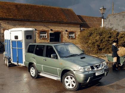 1999 Nissan Terrano II ( R20 ) 5-door - UK version 2