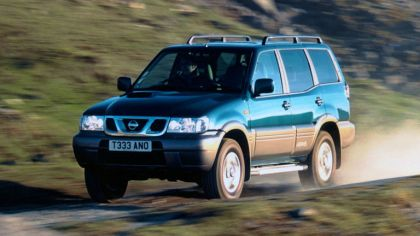 1999 Nissan Terrano II ( R20 ) 5-door - UK version 1