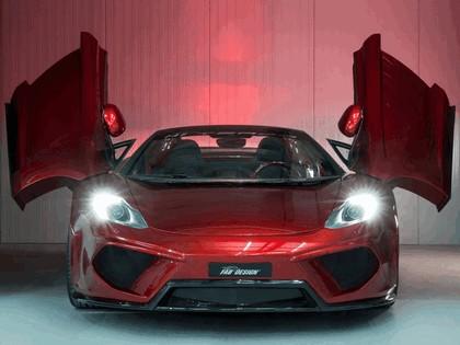 2013 McLaren 12C spider Terso by FAB Design 7