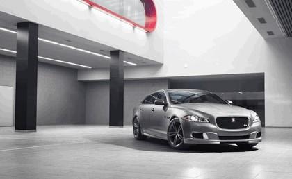 2013 Jaguar XJR 1