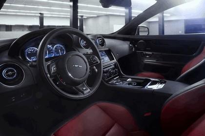 2013 Jaguar XJR 25