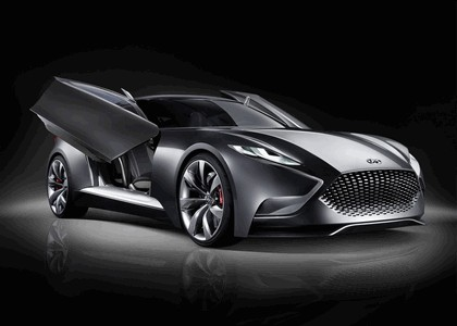 2013 Hyundai HND-9 concept 4