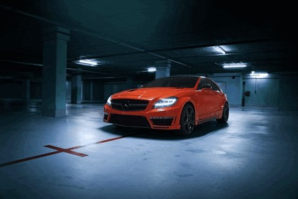 2013 Mercedes-Benz CLS63 ( C218 ) AMG Stealth by German Special Customs 1
