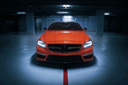 2013 Mercedes-Benz CLS63 ( C218 ) AMG Stealth by German Special Customs 2