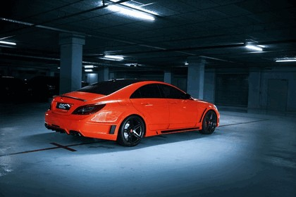 2013 Mercedes-Benz CLS63 ( C218 ) AMG Stealth by German Special Customs 3