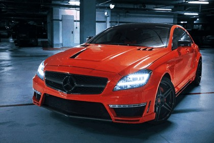 2013 Mercedes-Benz CLS63 ( C218 ) AMG Stealth by German Special Customs 4