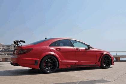 2013 Mercedes-Benz CLS63 ( C218 ) AMG Stealth by German Special Customs 12