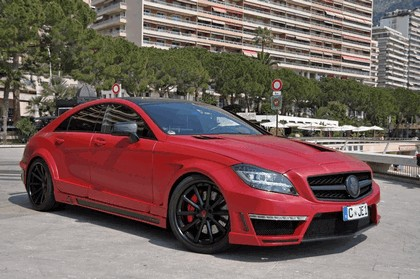 2013 Mercedes-Benz CLS63 ( C218 ) AMG Stealth by German Special Customs 13
