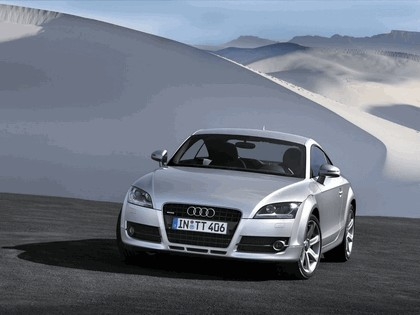 2007 Audi TT 3.2 quattro 1