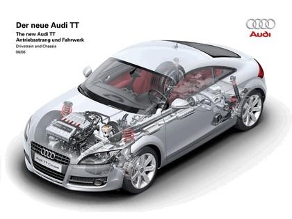 2007 Audi TT 3.2 quattro 59