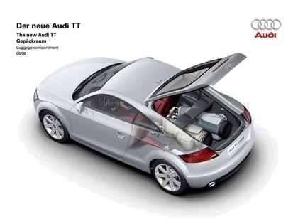 2007 Audi TT 3.2 quattro 60