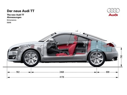2007 Audi TT 3.2 quattro 63
