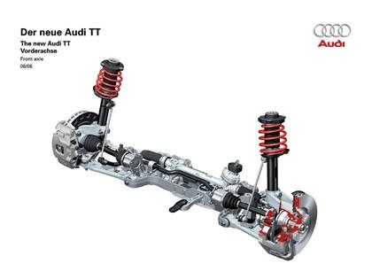 2007 Audi TT 3.2 quattro 70