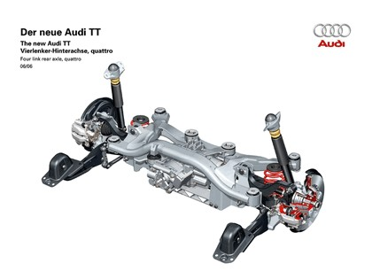 2007 Audi TT 3.2 quattro 71