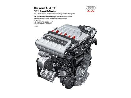 2007 Audi TT 3.2 quattro 72