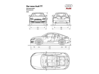 2007 Audi TT 3.2 quattro 74