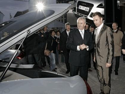 2007 Audi TT 3.2 quattro 96