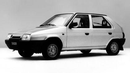 1987 Skoda Favorit Type-781 3