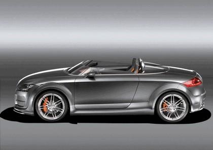 2007 Audi TT Clubsport quattro concept 7