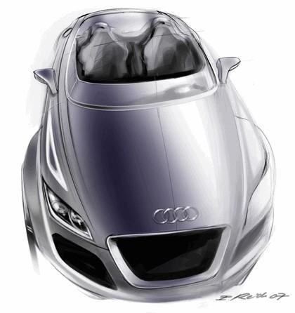 2007 Audi TT Clubsport quattro concept 19