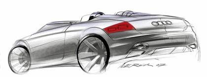 2007 Audi TT Clubsport quattro concept 22