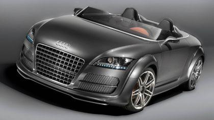2007 Audi TT Clubsport quattro concept 8