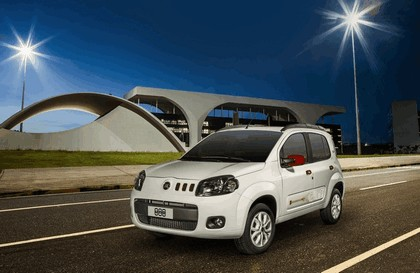 2013 Fiat Uno College - Brazil version 1