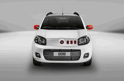 2013 Fiat Uno College - Brazil version 5
