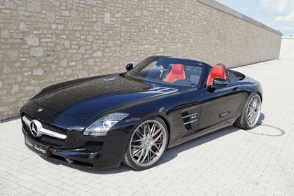 2013 Mercedes-Benz SLS 63 AMG roadster by Senner Tuning 1