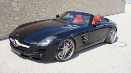 2013 Mercedes-Benz SLS 63 AMG roadster by Senner Tuning 8