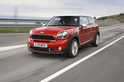 2013 Mini Paceman Cooper S - UK version 1