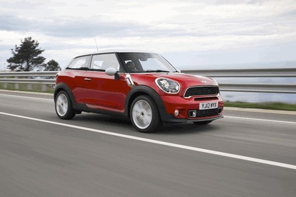 2013 Mini Paceman Cooper S - UK version 2