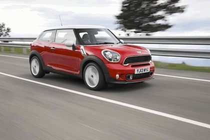 2013 Mini Paceman Cooper S - UK version 3