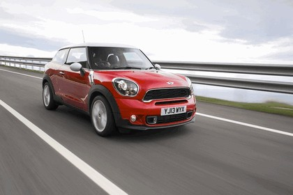 2013 Mini Paceman Cooper S - UK version 4