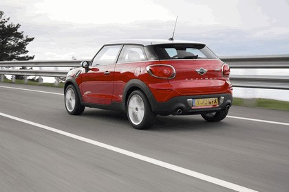 2013 Mini Paceman Cooper S - UK version 8
