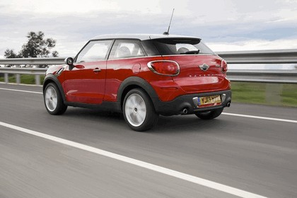 2013 Mini Paceman Cooper S - UK version 9