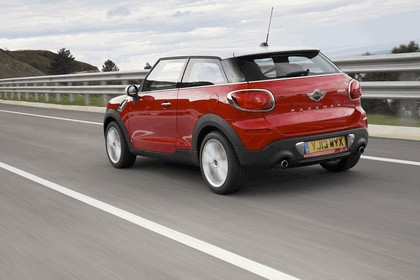 2013 Mini Paceman Cooper S - UK version 10